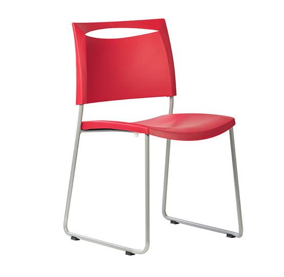 Manto Ergonomic Office Chair For Cafeteria