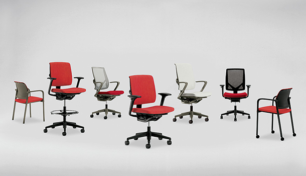 Relate ergonomic office chair
