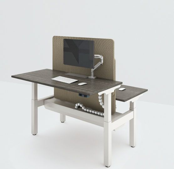 Avail Height Adjustable Desk By HNI India