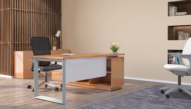 Numen Office Desk By HNI India