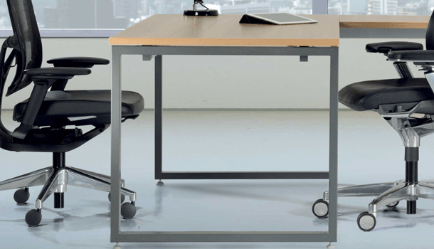 Avail Minimalistic Office Furniture By HNI India