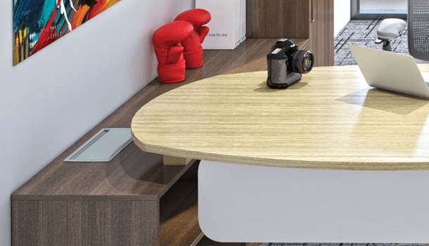 Avail Office Furniture By HNI India