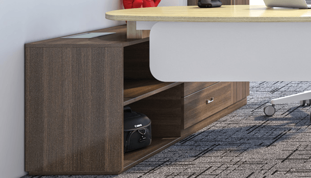 Avail Integrated Storage Office Furniture By HNI India