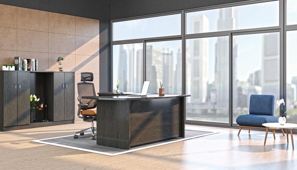 Pinnacle Office Furniture By HNI India