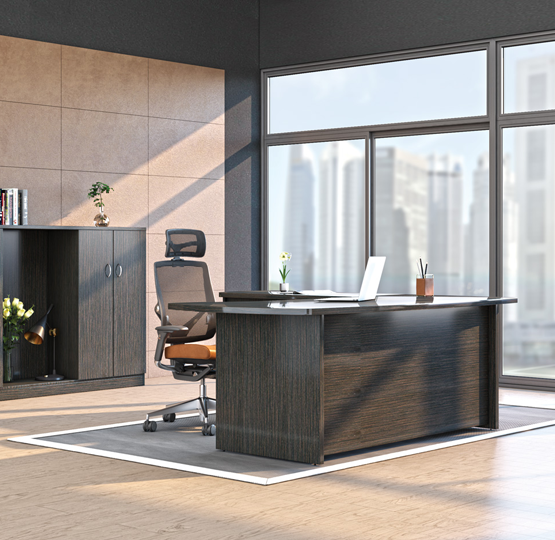 Pinnacle Contemporary Office Furniture By HNI India