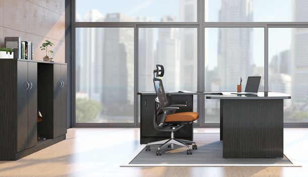 Pinnacle Office Table Furniture By HNI India