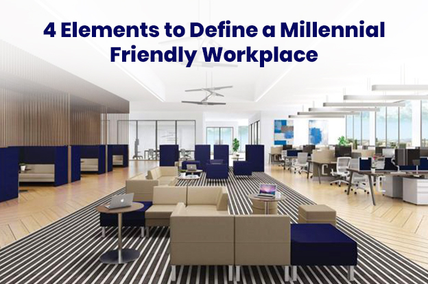 4 Elements to Keep Millennials Happy & High Performing at Your Workplace