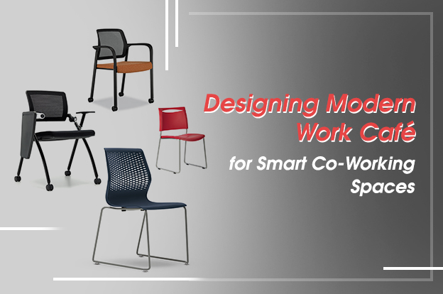 Designing Modern Work Café for Smart Co-Working Spaces