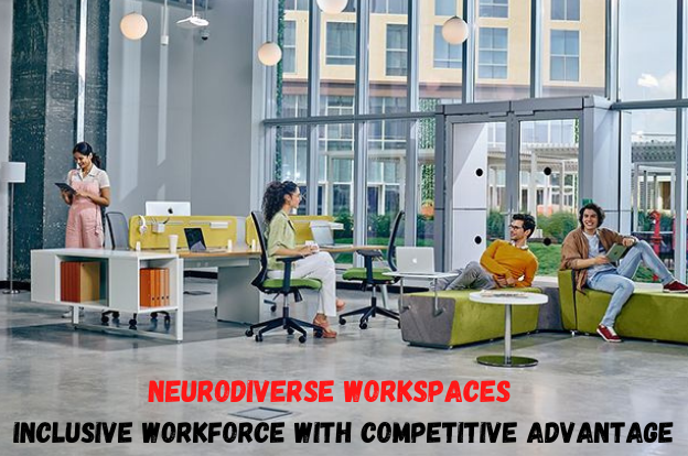 Neurodiverse Workspaces - Office workstation by HNI India